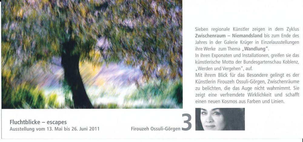 Einladung Galerie Krüger S2
