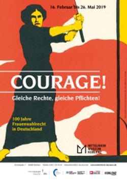 PDF Flyer Courage