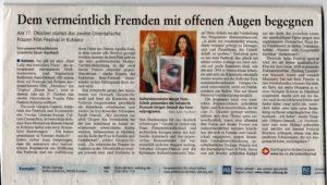 Rhein Zeitung 7.10.2019