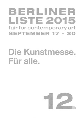 Katalog Berliner Liste